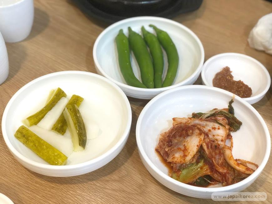 กิมจิโสม Ginseng Kimchi