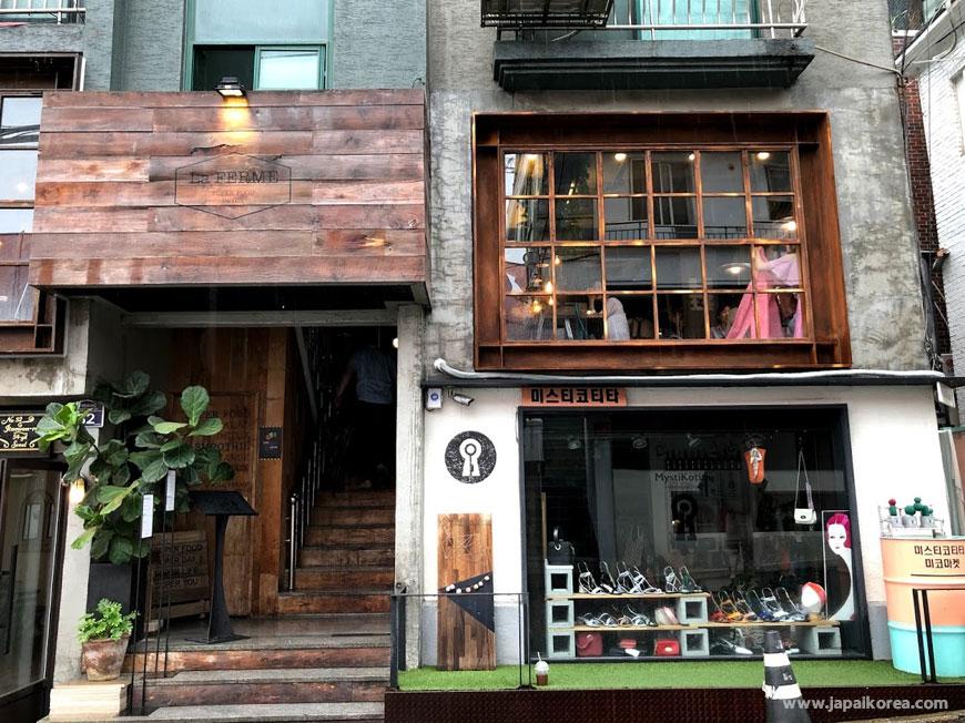 La Ferme Brunch Cafe Itaewon