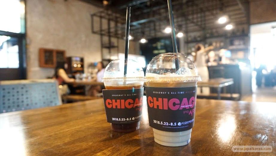 กาแฟ Americano และ Latte