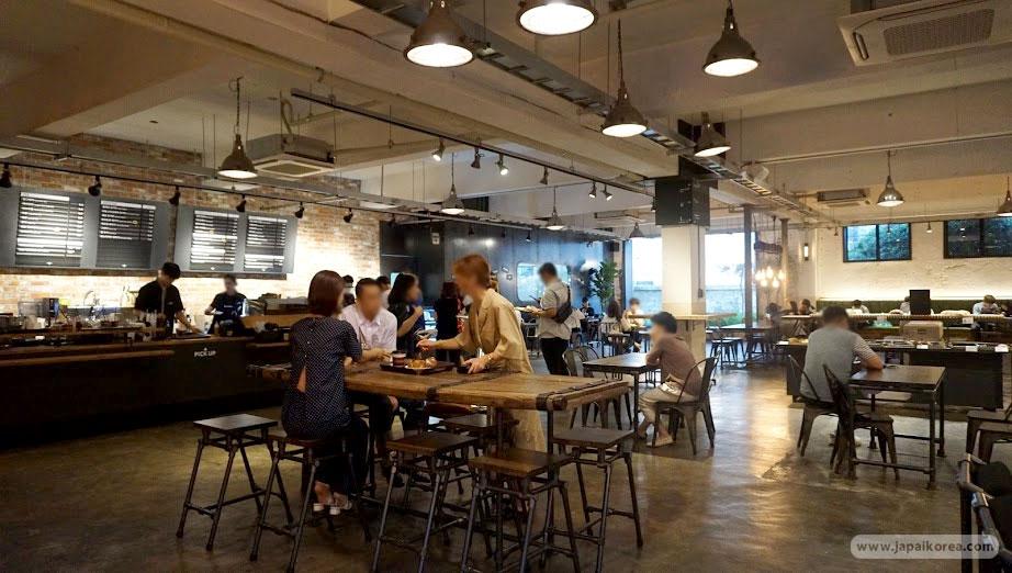 Urban Source ร้านกาแฟย่านซองซู