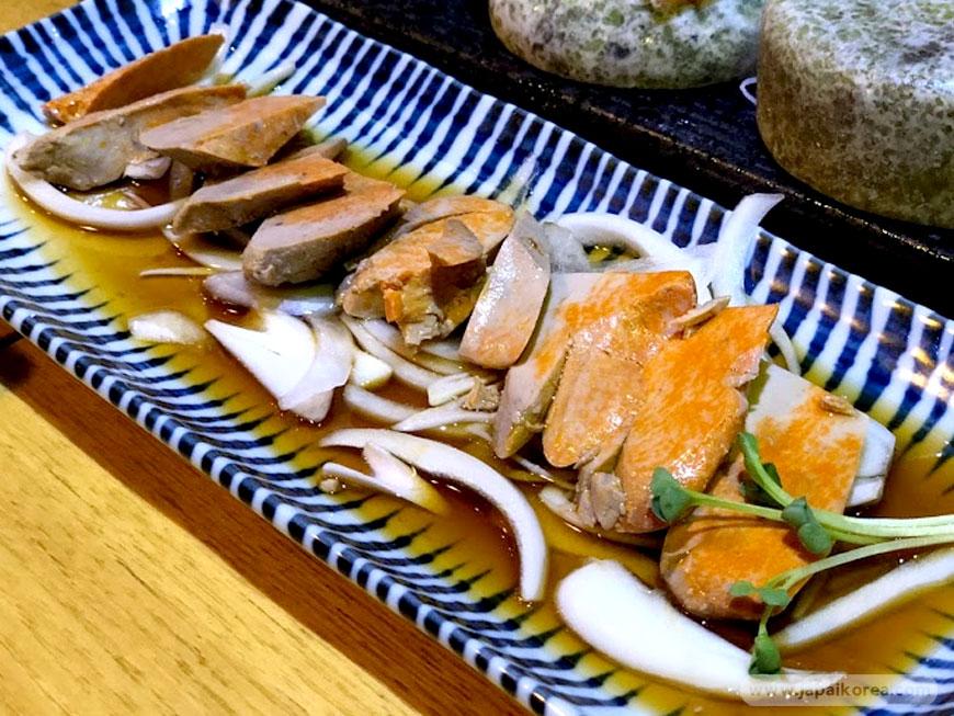 ตับปลาอันคิโมะ