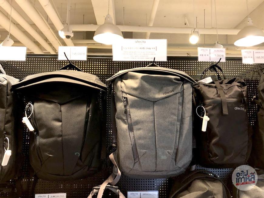 กระเป๋าเดินทาง แบ็คแพ็ค