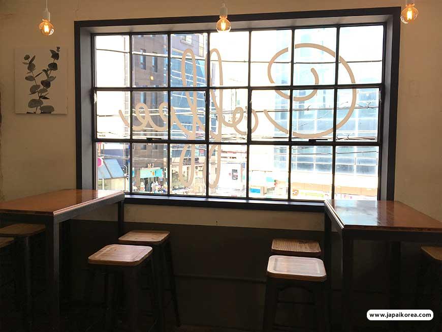 บรรยากาศ ร้านกาแฟ เกาหลี