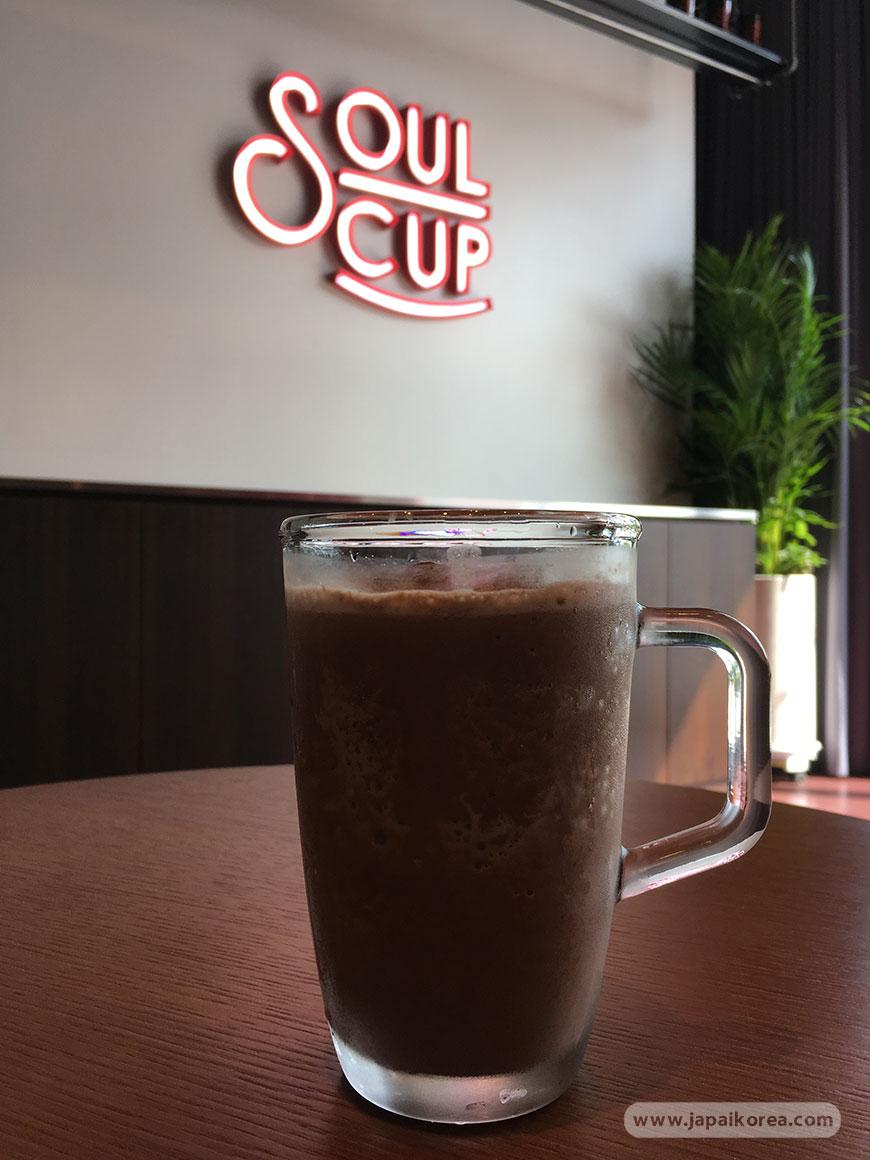 ร้านคาเฟ่ ตึกใหม่ของ JYP : Soul Cup
