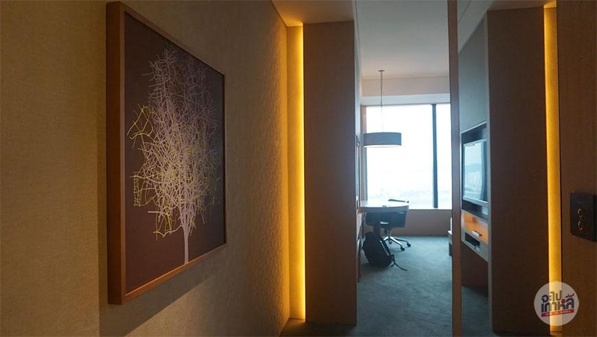 โรงแรม Conrad Seoul คอนราด