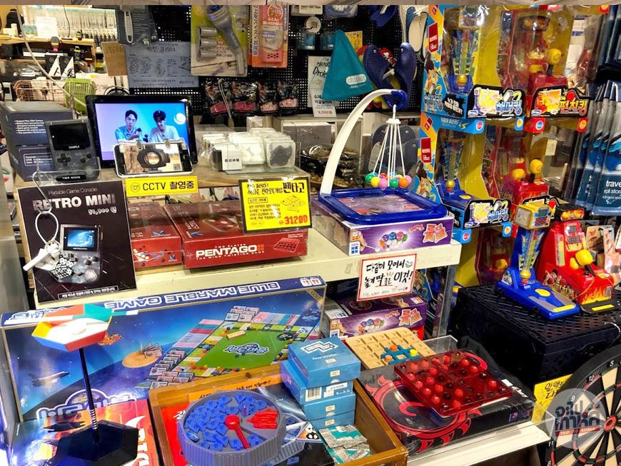 บอร์ดเกม เกมกระดาน ร้านขายของเล่น Gangnam คังนัม