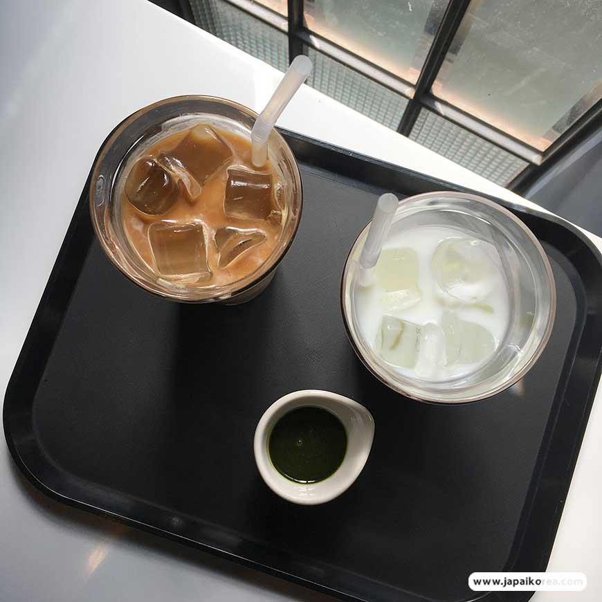 ชาเขียว มัทฉะ มัชชะ เกาหลี