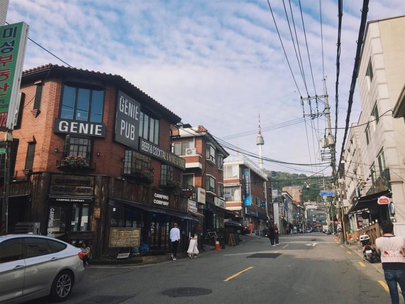 เที่ยวเกาหลี ฮิปสเตอร์