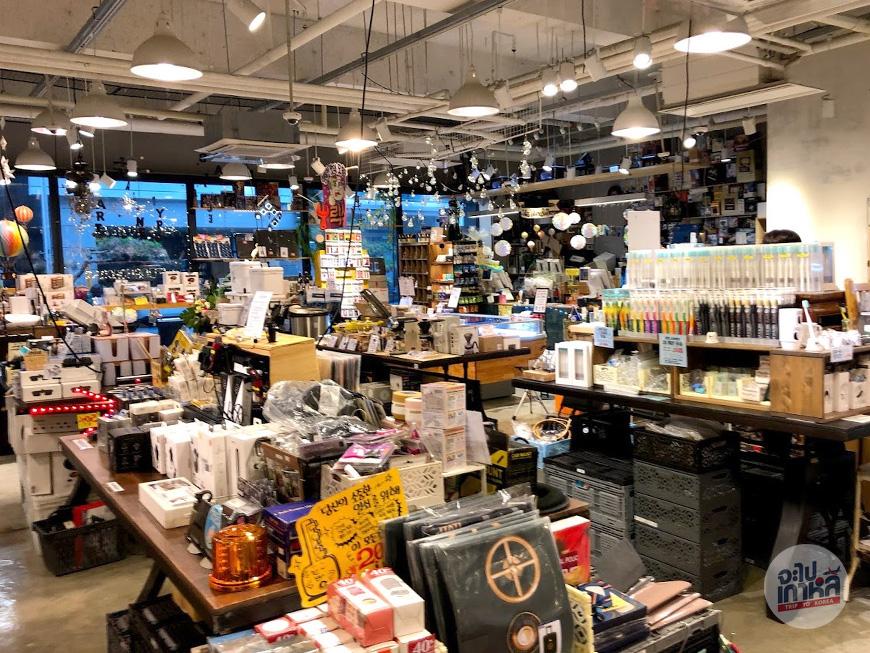 ร้านขายของเล่น สำหรับผู้ใหญ่ Fun Shop คังนัม Gangnam