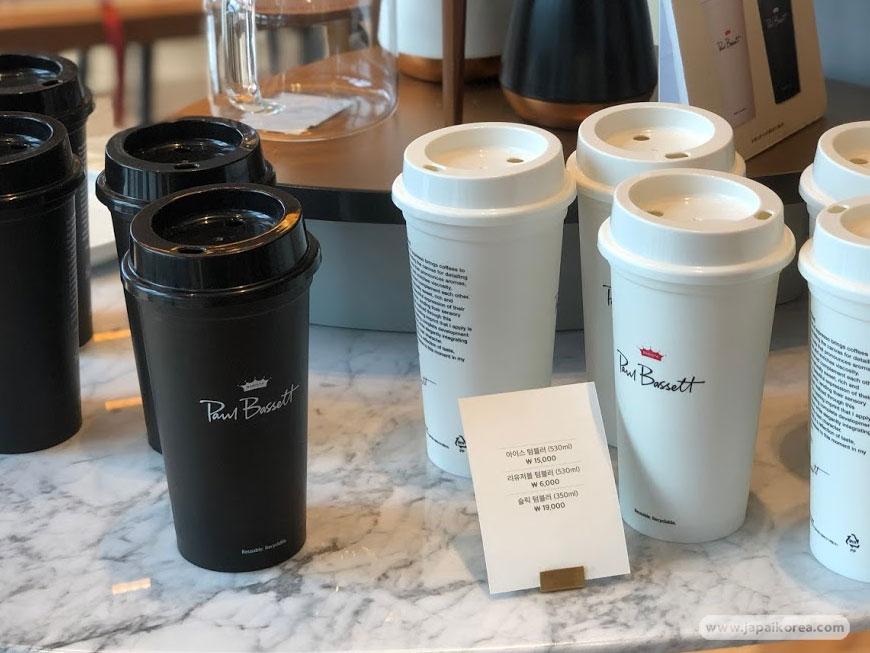 กฏหมายเกาหลี เอาจริง แก้วพลาสติก