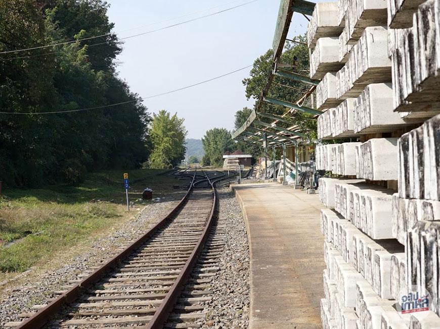 ทางรถไฟ สถานี Byeokje
