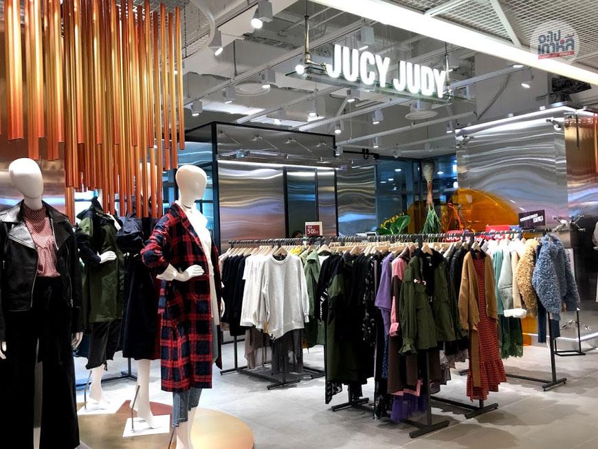 ร้านเสื้อผ้า ฮงแด Hongdae