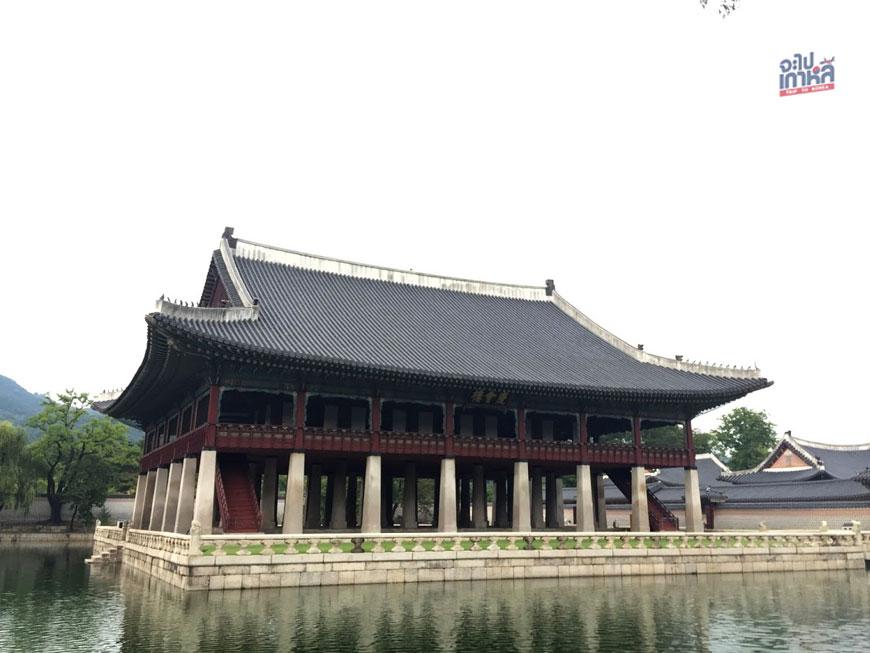 Gyeonghoeru Pavilion