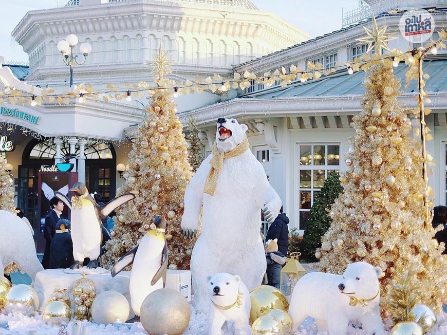 คริสต์มาส สวนสนุกเอเวอร์แลนด์ Everland
