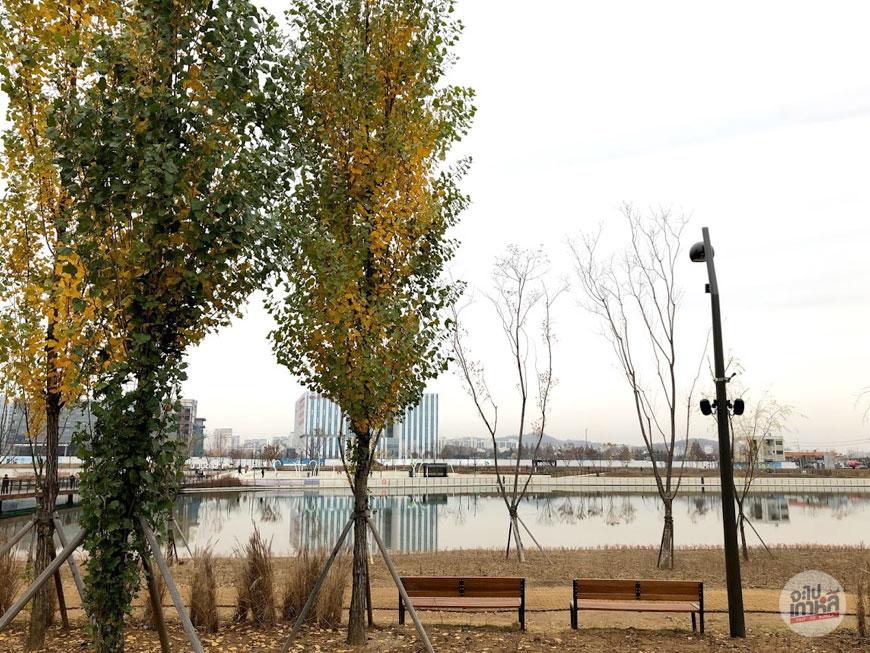 ทะเลสาบ Garden Lake