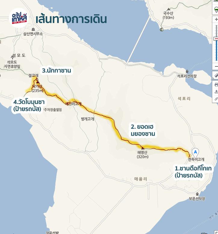 แผนที่ ซองโมโด