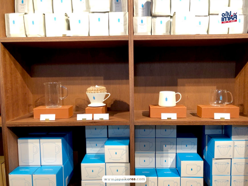 Blue Bottle Goods and MD